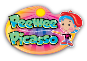 Peewee Picasso logo