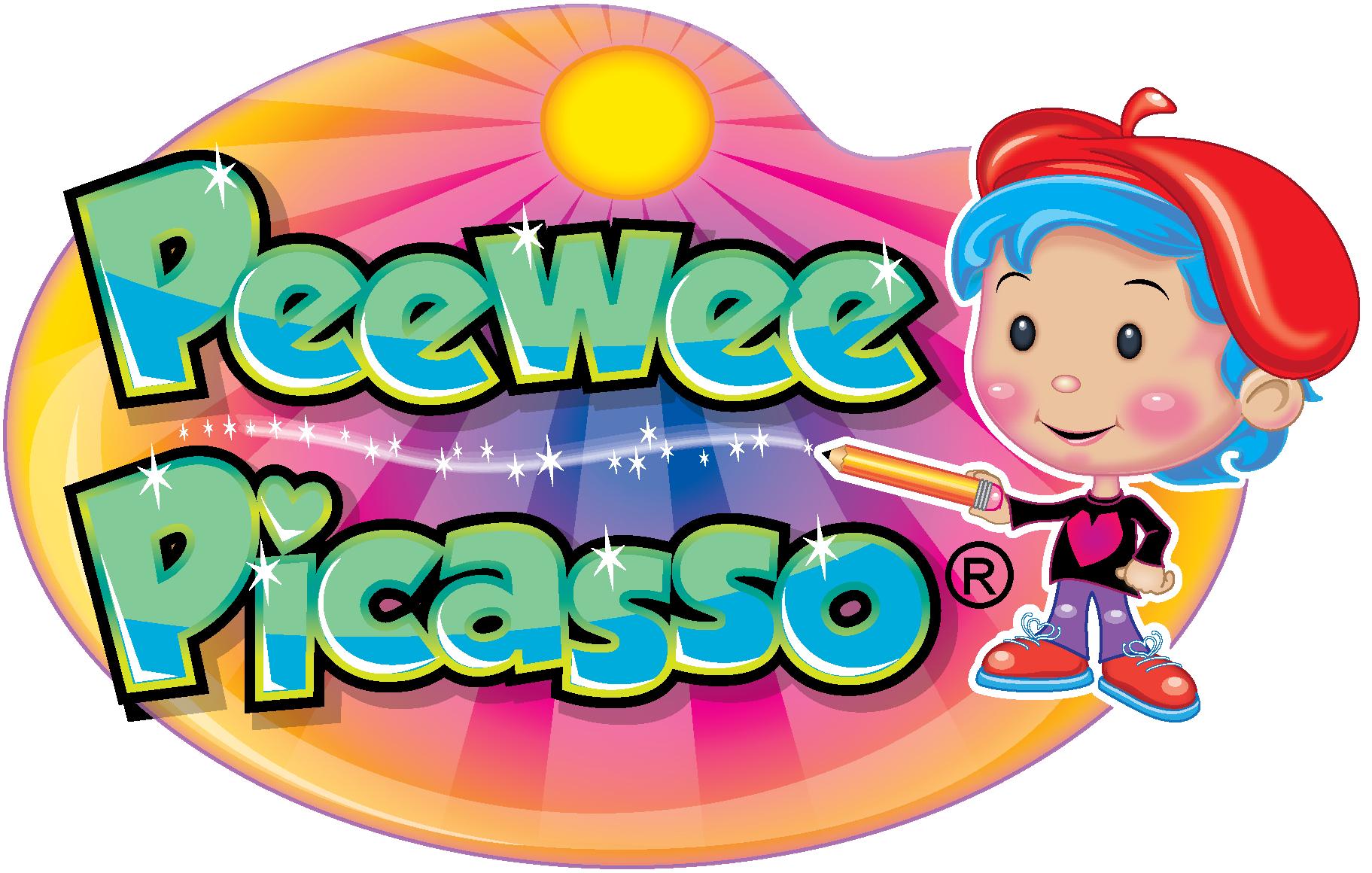 Peewee Picasso logo